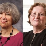 Harriette Royer succeeds Kathy Sweetland as intercessor