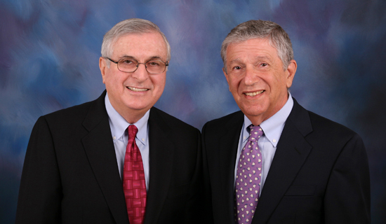 Joseph N. Lambert and Harold B. Schleifer