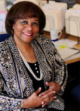 Yolanda Moses
