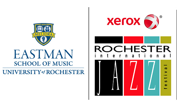 Rochester International Jazz Festival logo