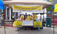 Lemonade Sweetens Fight Vs. Kids' Cancer