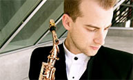 Saxophonist Featured in National Radio Series
