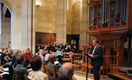 Eastman Bids Adieu to an Iconic Organ