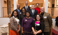 Diversity award winners lauded