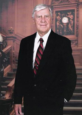 portrait of John R. Huizenga