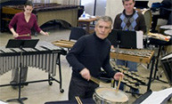 Ensemble to perform at international percussion convention