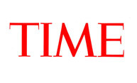 logo for Time Magazine