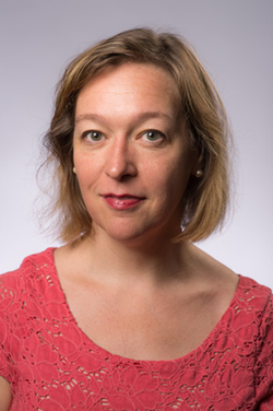 Associate Professor of English Jennifer Grotz