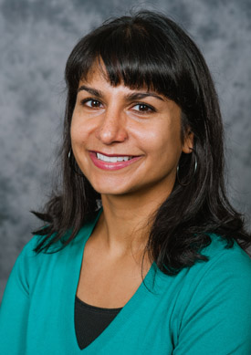 Maya Sen, assistant professor of political science.