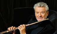 James Galway to receive honorary degree at 'From the Top' taping