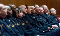 Second class of peace officers graduates