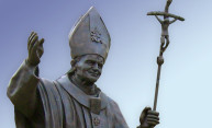 Canonization of Pope John Paul II celebrated