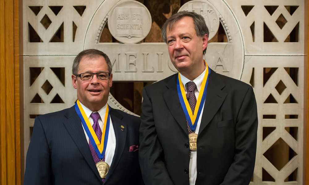 Robert L. McCrory and Riccardo Betti