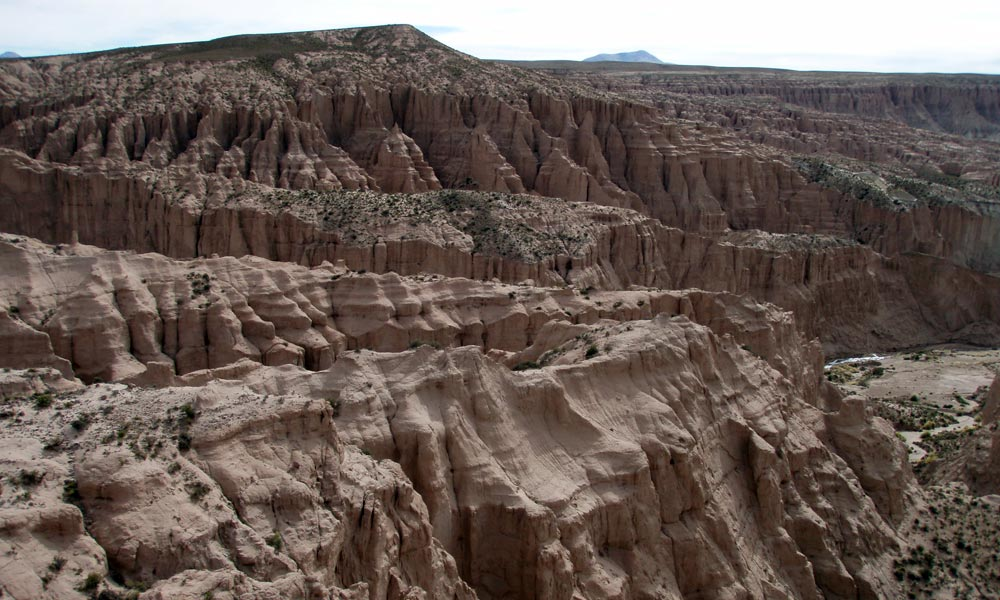 Andes Mountains Formed By Growth Spurts Newscenter