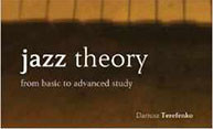 Jazz theory book designed for pros and amateurs