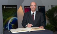 Richard Aslin inducted into the National Academy of Sciences