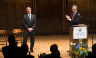 Jamal Rossi named the Joan and Martin Messinger Dean of the  Eastman School of Music