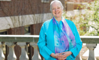 Joanna Olmsted steps down as Dean of Arts and Sciences