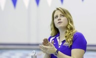 Emily Wylam named head swimming coach