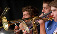 Eastman musicians take the stage at Xerox Rochester International Jazz Festival