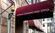 Eastman Community Music School entrance