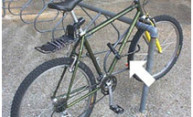 Public Safety issues reminders about bike theft prevention