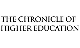 logo for Chronicle of Higher Education