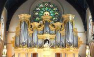 "New ""Tuesday Pipes"" series shares organ music with community"