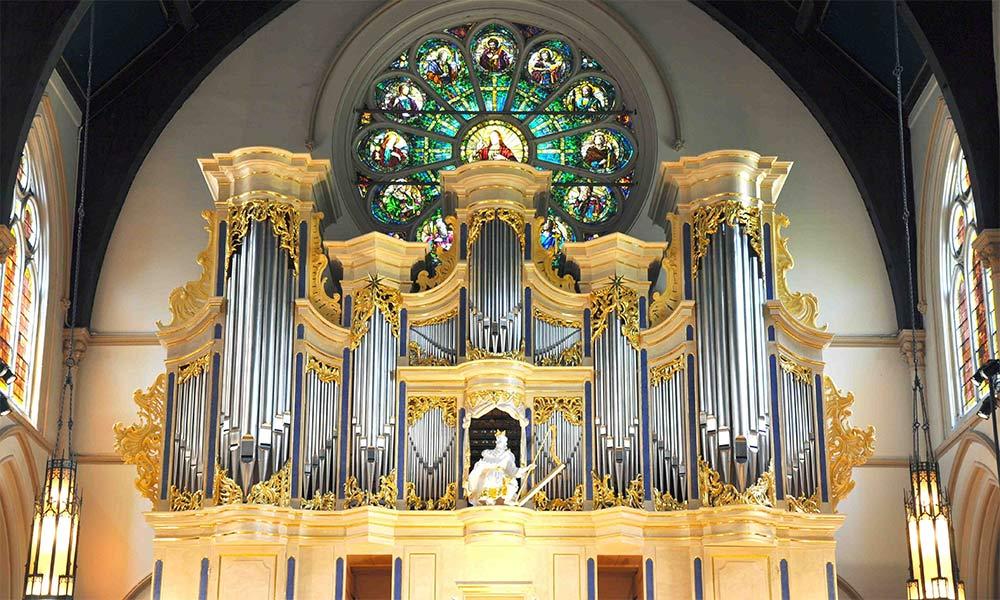 Craighead-Saunders Organ