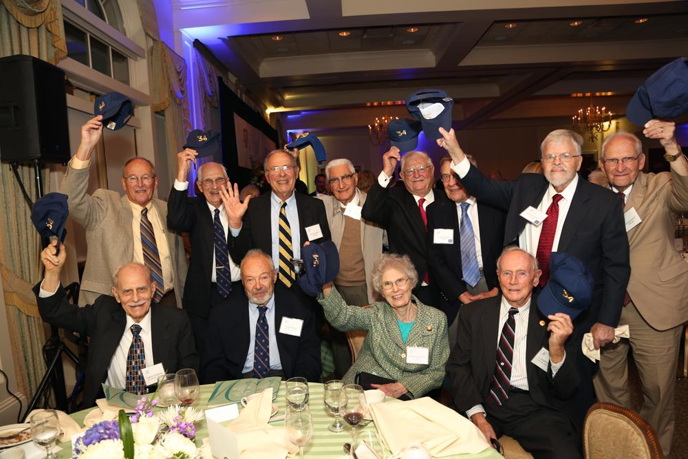 SMD Class of 1954