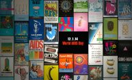 collage of AIDS posters with the text World AIDS Day 12 1 14