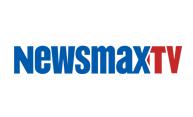 logo for Newsmax TV