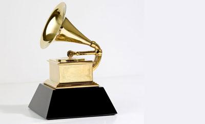 Grammy award statue