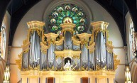 Organ concert celebrates University of Rochester Press, new book on Mendelssohn