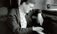 Peter Serkin playing piano