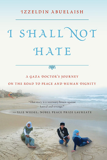 'I Shall Not Hate' book cover