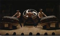 Japanese drumming