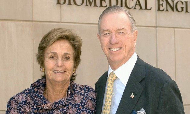 Robert and Pamela Goergen
