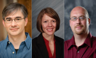 Three Rochester scientists receive prestigious NSF CAREER awards
