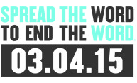 Spread the Word to End the Word at UR