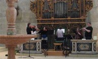 Italian baroque organ concert series presents Publick Musick