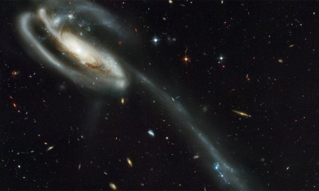 images of galaxies as seen by the Hubble Space Telescope