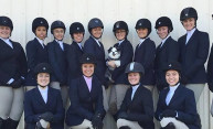 UR Equestrian trots to success