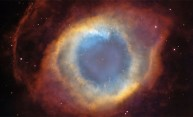 The Eye of God: Photo of the Helix Nebula
