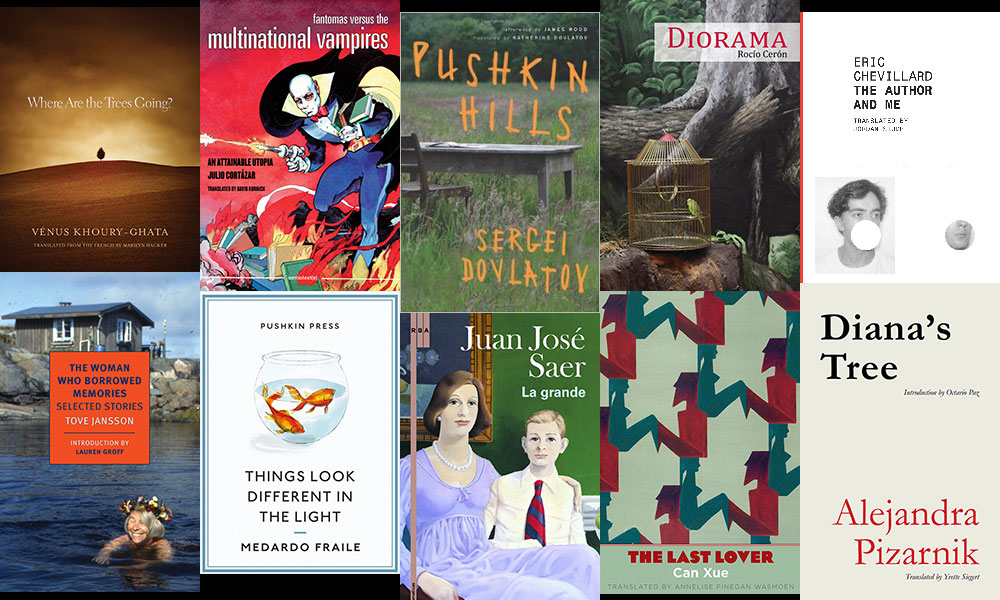 collage of covers of lots of nominated book covers