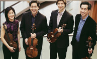 Ying Quartet welcomes Robin Scott as first violinist