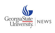 logo for Georgia State University news