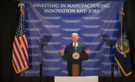 Vice President Biden, Governor Cuomo announce that Rochester will be headquarters for nation's newest manufacturing innovation hub