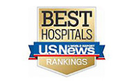 US News and World Report Best Hospitals logo