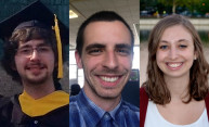 Spencer Gurley-Green, Matias Piva, and Lauren Sava will be recognized by Rochester Mayor Lovely Warren.
